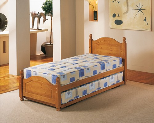 Columbia Guest Bed (2 Sizes: 2ft 6in and 3ft 0in) - Airsprung Beds