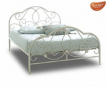 Alexis Bed Frame (White) - SAR