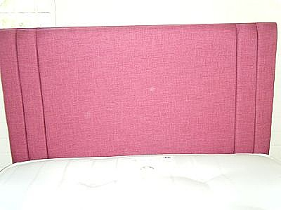 Apollo upholstered Headboard - DL