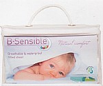 B-Sensible Baby 2 in 1 Sheet & Mattress Protector
