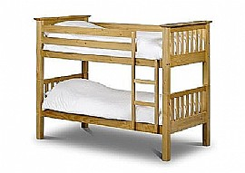 Barcelona Bunk (Antique Pine) - JB
