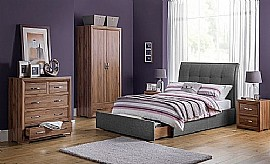 Buckingham Bedroom Range (Walnut) - Julian Bowen