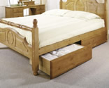 Canterbury Underbed Drawers (Pair) - Airsprung