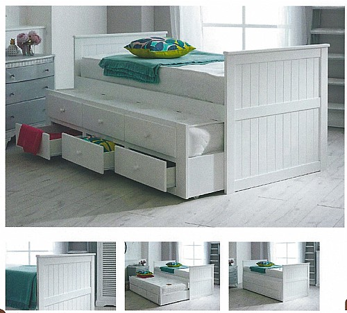 Captain Cabin Bed - Ambers International