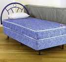 Contract Fully Waterproof Divan Bed on legs