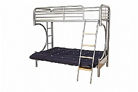 Cynthia Three Sleeper Futon Bunk