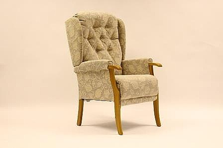 Eden Showood Standard Chair - Cotswold