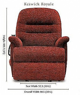 Keswick Royale Chair