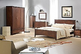 Minuet (Wenge) Bedroom Furniture - Julian Bowen