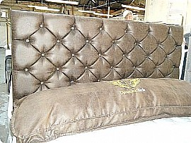 Omega upholstered Headboard - DL