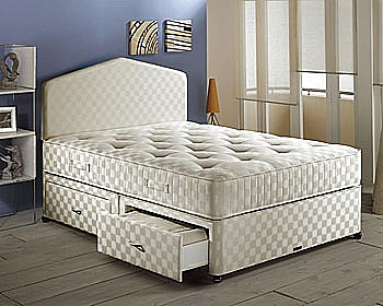 Ortho Pocket 1200 Mattress - Airsprung Beds