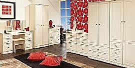 Pembroke (Cream) Bedroom Range - Welcome Furniture