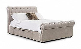 Ravello Storage Bed with 2 Drawers - JB