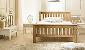 Richmond Solid Oak Bed - EB