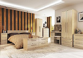 Sherwood (Maple) Bedroom Range - Welcome Furniture