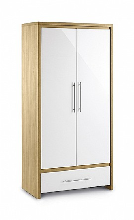 Clearance - Stockholm Combi Wardrobe