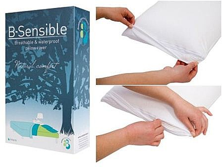 2 in 1 Pillow Case/Protector with Tencel