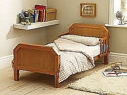 April Junior Bed (Country) - Siesta Trading