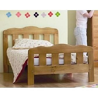 Beatrix Junior Bed (Country) - Siesta Trading