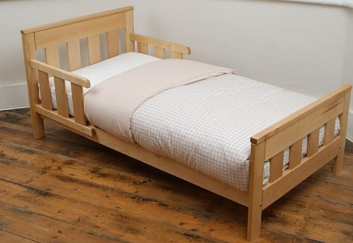 Courtney Junior/First Bed (Natural) - Siesta Trading