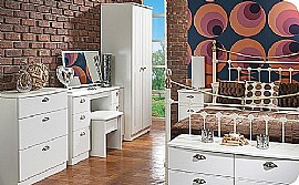 Victoria (White Ash) Bedroom Range - Welcome Furniture